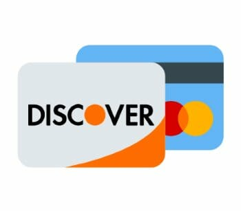 Image of two credit card representing getting a merchant account set up for a credit repair business