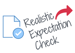 Image of having realistic expectations about starting a credit repair business