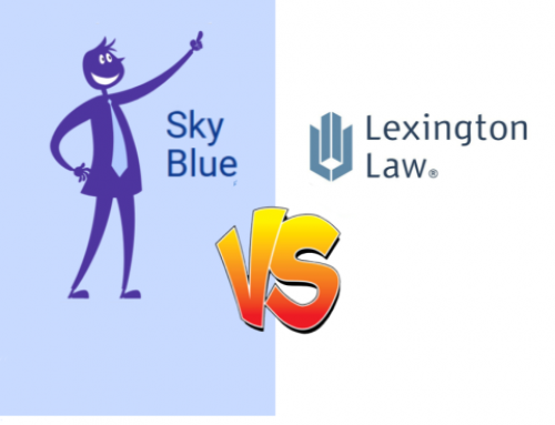 Sky Blue Credit Repair vs Lexington Law | Which Company is a Better Choice?